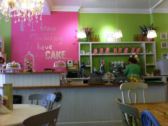 Neates Cakery: Quirky and great