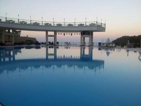 Orka Sunlife Hotel: Peaceful mornings @ sunrise