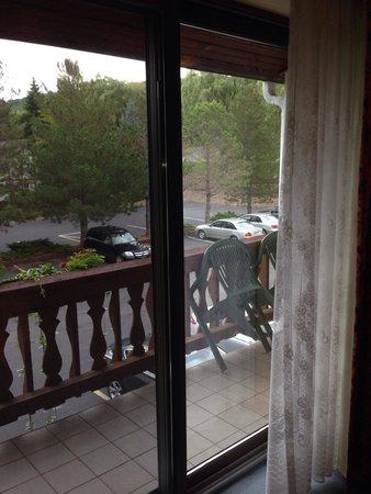 Hotel Vienna: Balcony