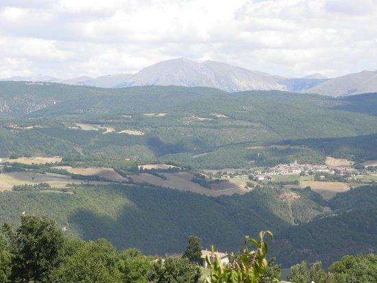 Agriturismo Casale Sant'Antonio : panorama