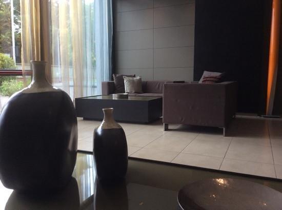 AC Hotel Bologna : sala relax