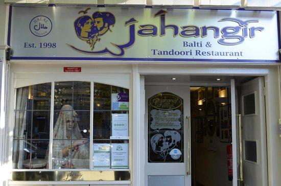 Jahangir Balti & Tandoori Restaurant: Jahangir 2014