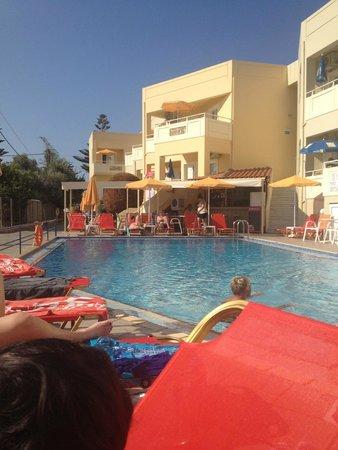 Hotel Anthimos: pretty okay i must say.