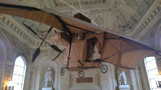 Musée des arts et métiers : Early plane design