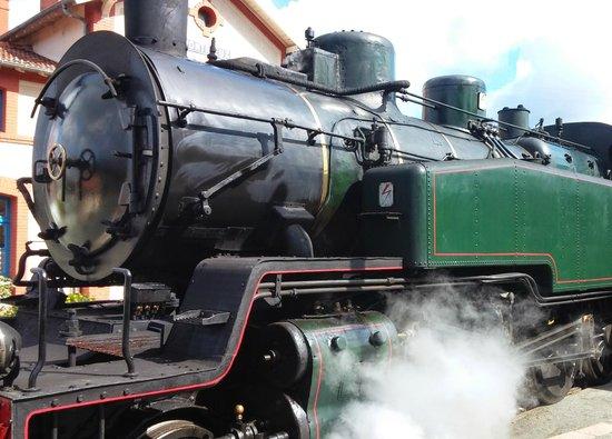 La Vapeur du Trieux: La locomotive centenaire