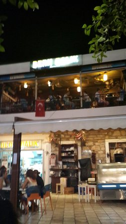 Bodrum Berk Balik Restaurant: Süper super