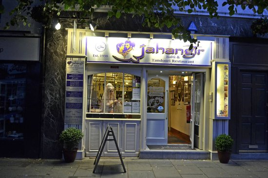Jahangir Balti & Tandoori Restaurant
