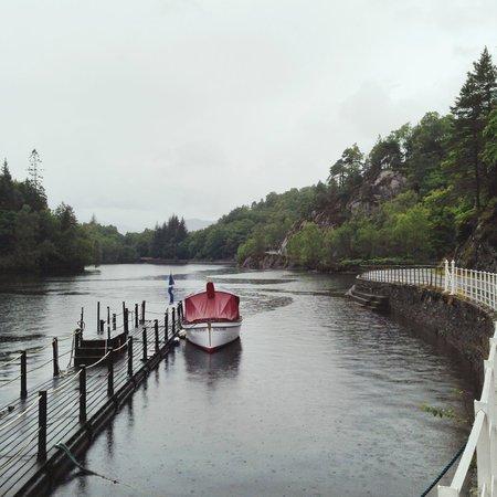 The Hairy Coo - Free Scottish Highlands Tour : Там очень красиво