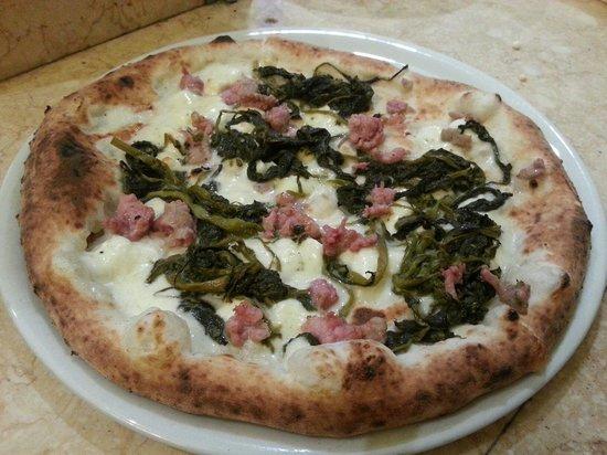 Pizzeria Manuno : Carrettiera