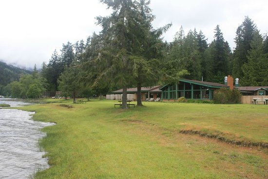 log cabin resort prices campground reviews olympic