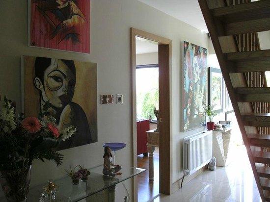 Nightingale House: hallway