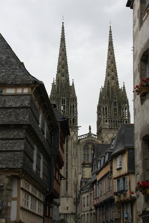 Cathédrale Saint-Corentin : Cathedrale St-Corentin