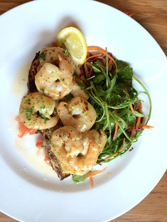 Oscar's Seafood Bistro: The Prawn App