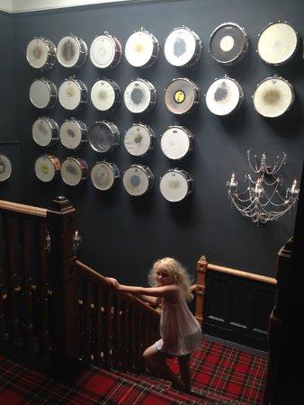 Glazebrook House Hotel: stunning interiors