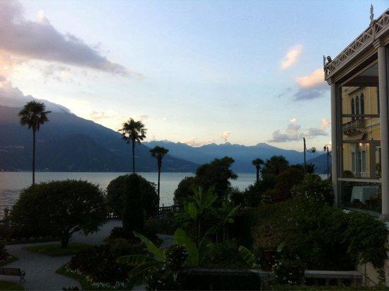 Grand Hotel Villa Serbelloni: Mistral restaurant - view