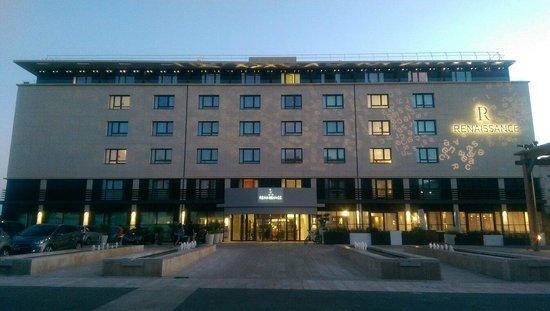 Renaissance Aix-en-Provence Hotel : Esterno
