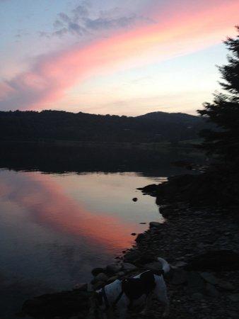 Sunset at Lopstick