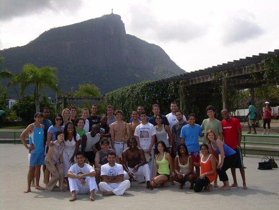 Rio Plus Tours: capoeira at Lagoa