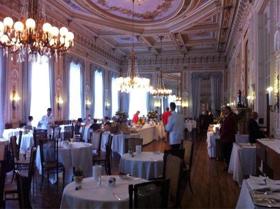 Grand Hotel Villa Serbelloni: Breakfast