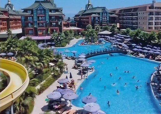 Siam Elegance Resort & Spa: herrlich sauberer Poolbereich