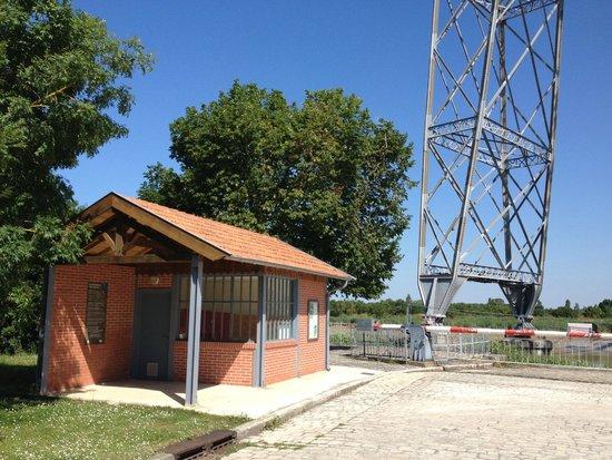 Pont Transbordeur - Maison du Transbordeur : Transbordeur