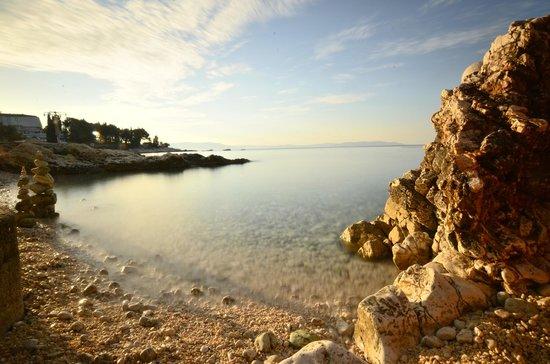 Miramar Hotel : il mare a rabac
