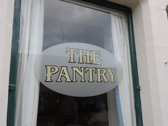 The Pantry Coffee Shop: good little place