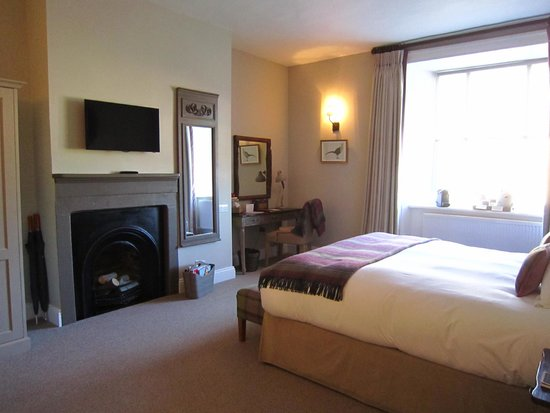 Lord Crewe Arms, Blanchland: Brilliant room, comfortable bed, lots of room