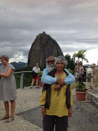 Rio Plus Tours: Praia Vermelha / Red beach