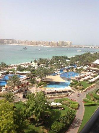 The Westin Dubai Mina Seyahi Beach Resort & Marina: vista dalla camera