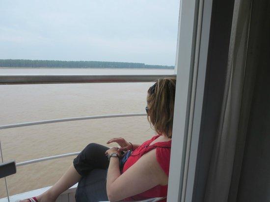 Yangtze River: Enjoying the views