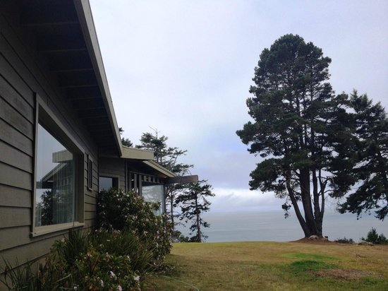 Fort Ross Lodge: My view!!!