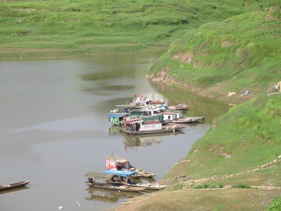 Yangtze River: Fishermen