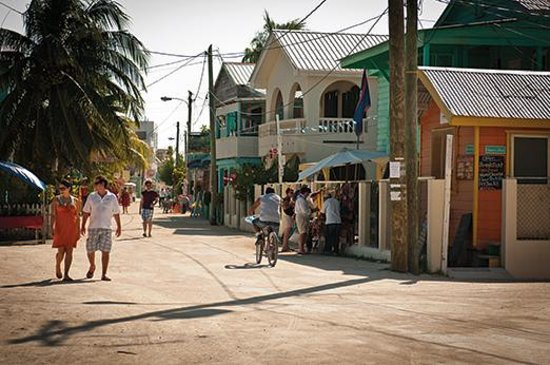 Belize: San Padro