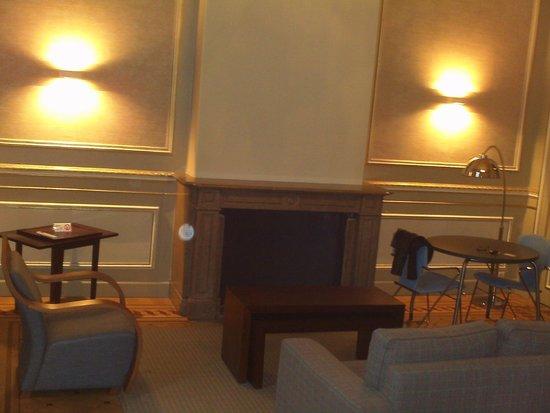 MAS Residence : chambre salon