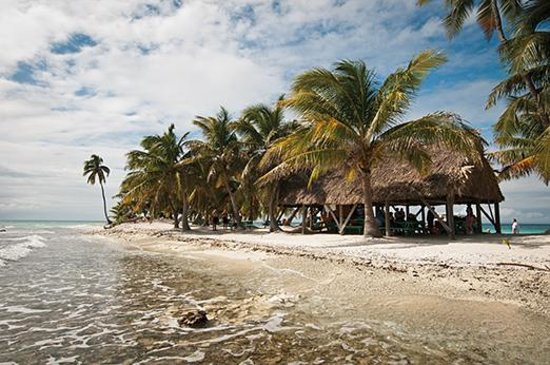 Belice: Laughing Bird Caye
