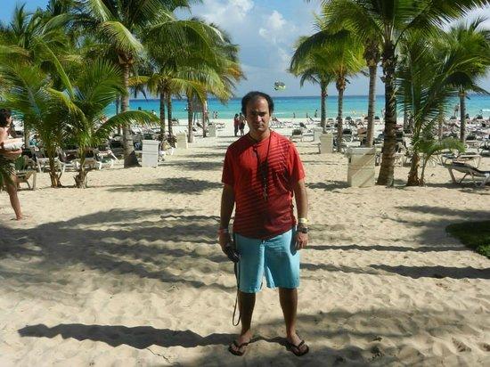 Hotel Riu Playacar: PLAYA/HOTEL