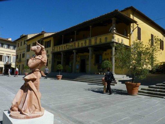 Villa dei Bosconi : Centro de Fiesole