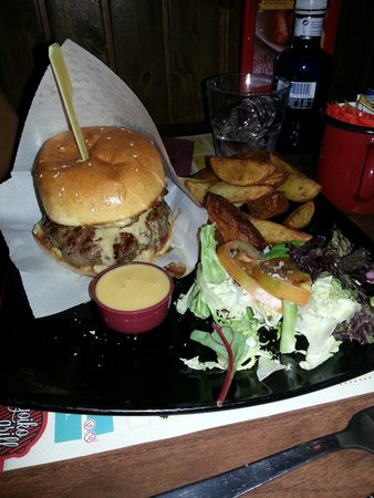 Goiko Grill: Camburger