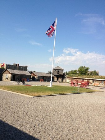 The Fort (Museum of the North West Mounted Police): Fort Museum