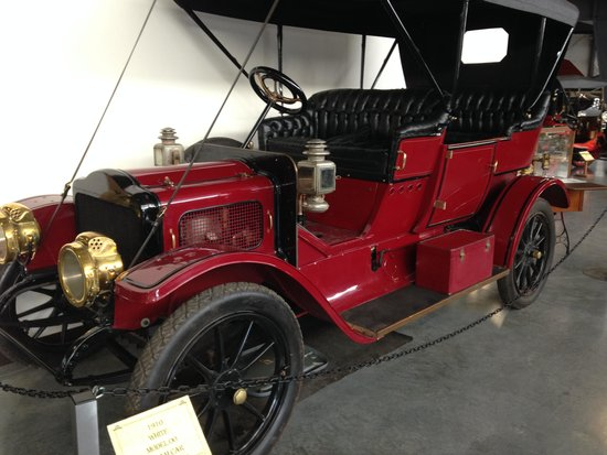 Western Antique Aeroplane & Automobile Museum: 1910 White Steam Car1909