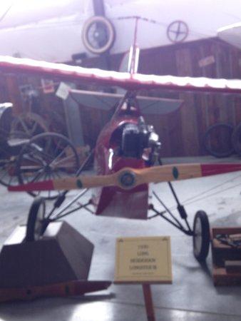 Western Antique Aeroplane & Automobile Museum: 1909