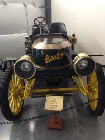 Western Antique Aeroplane & Automobile Museum: Car WAAAM