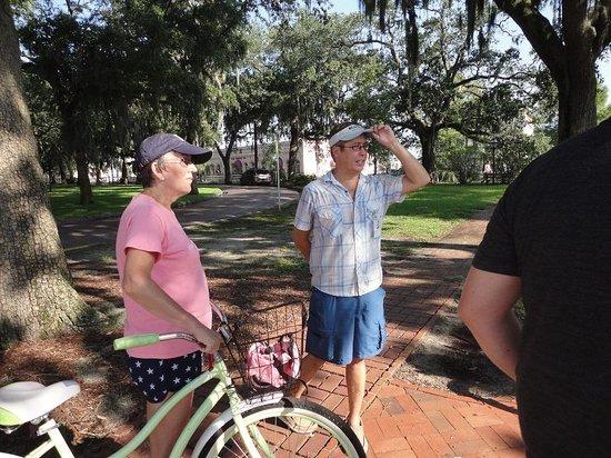 Savannah Bike Tours: Dee