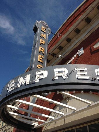 Fort Macleod, Kanada: Empress Theatre