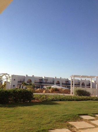 Hilton Marsa Alam Nubian Resort: View from my room