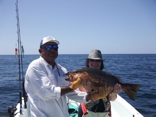Papagayo Gulf Sport Fishing - North Pacific Tours: Snapper