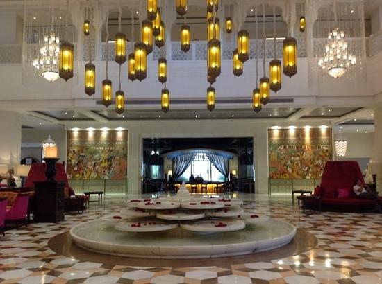 ITC Rajputana, Jaipur: lobby