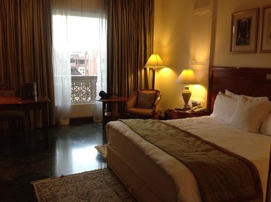 ITC Rajputana, Jaipur: club room