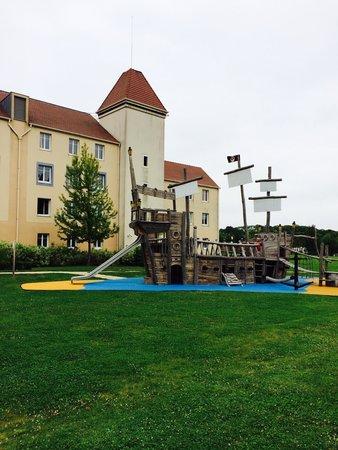 Explorers Hotel: Play area